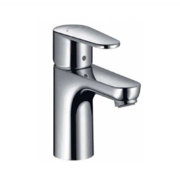 Hansgrohe Talis E² (31614000) - Single Lever, Smooth Bodied, Basin Mixer - Without Waste - Save  £20
